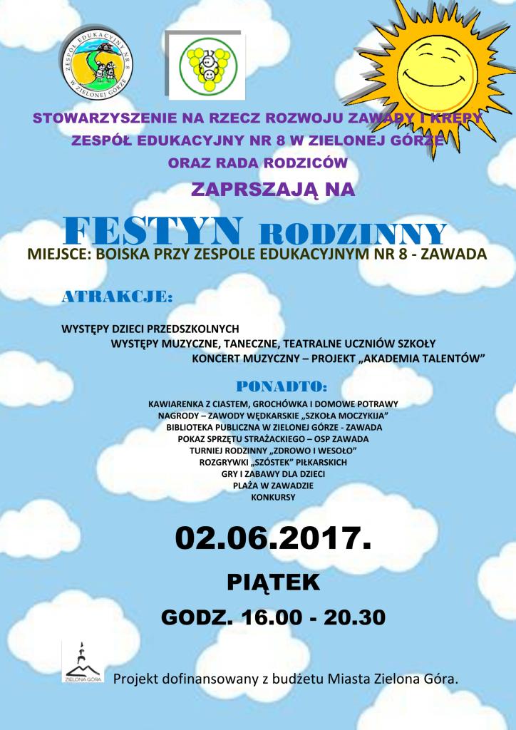 festyn plakat , 2017-1