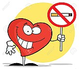 7487316-Red-Heart-Holding-Up-A-No-Smoking-Sign-Stock-Photo