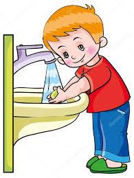 rece mycie